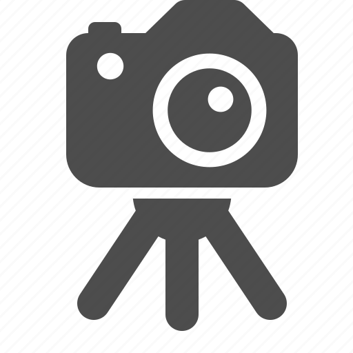 camera, camera stand, photo, photography, stand icon