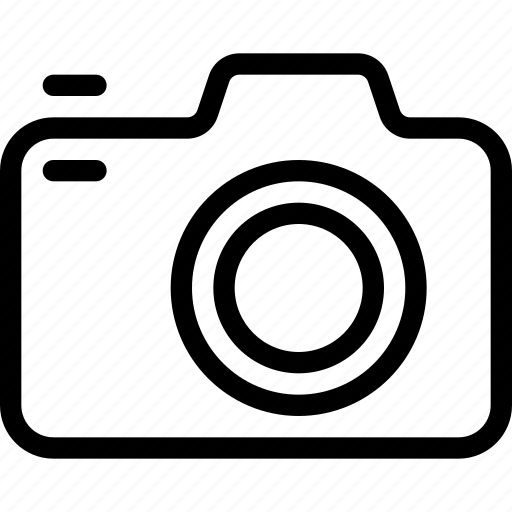 camera, film, image, photography, picture icon