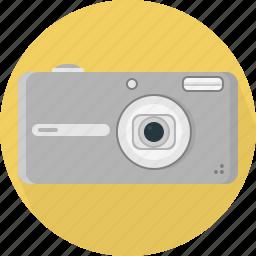 camera, digital, flash icon