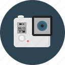 camera, go, pro, small icon