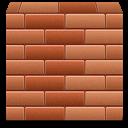 bricks, firewall