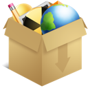 misc, box, applications, apps, dropbox icon
