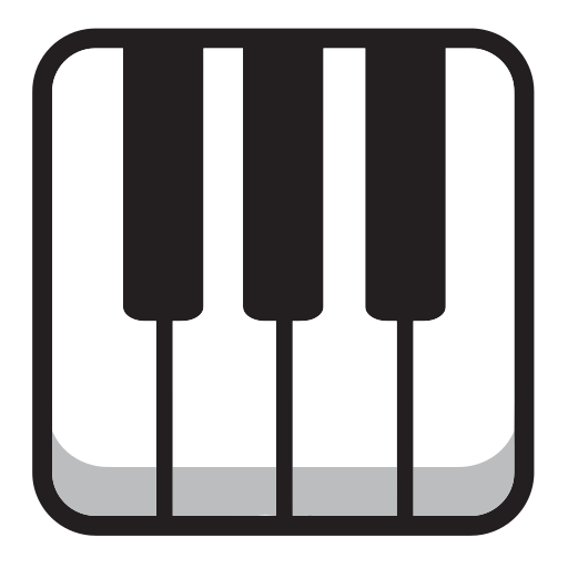 casio, keyboard, keyboard piano, music, piano, piano keyboard, yamaha icon