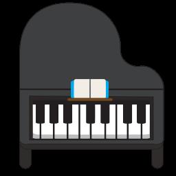 casio, keyboard, keyboard piano, music, piano, piano keyboard, yamaha icon