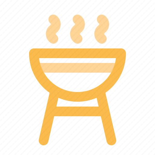Barbeque, bbq, charcoal grill, cooking, grill, griller, picnic icon - Download on Iconfinder
