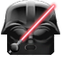 lightsaber, star wars icon