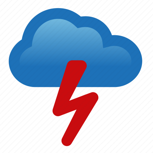Lightning, storm, thunderstorm, weather icon | Icon search ...