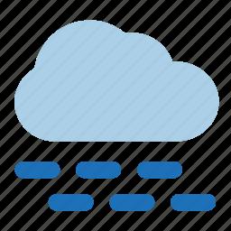 cloud, fog, foggy, weather icon