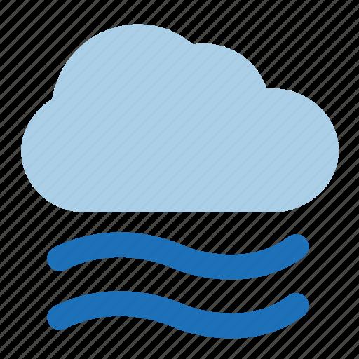 Foggy Weather Symbol : Fog weather symbol