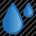 rain, drops, weather, umbrella, forecast