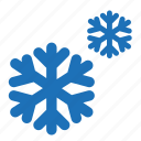 snowflake, snowflakes, weather, winter icon