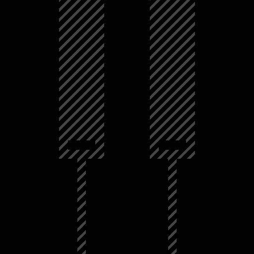 keys, piano icon