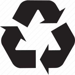 bin, garbage, recycle icon