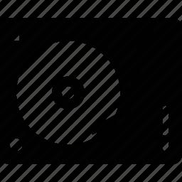 audio, dj, music, turntable icon