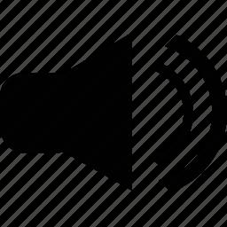 audio, volume icon