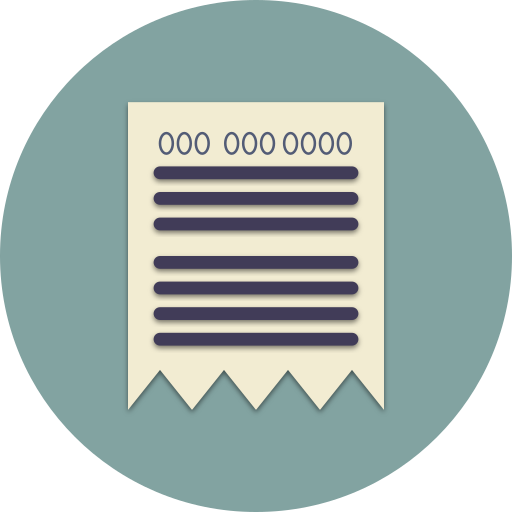 Check, money, shop, shopping, bank, currency, payment icon - Free download