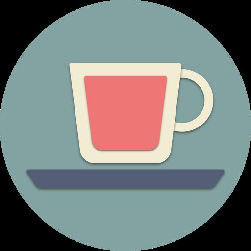 coffee, cup, drink, juice, morning, tea, teacup icon