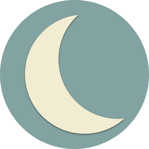 Light, moon, moonlight, night, planet, space, astronomy icon - Free download