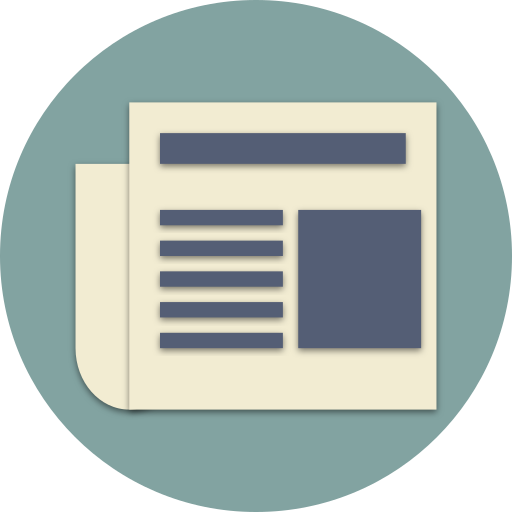 Newspaper, article, magazine, paper, news, files, media icon - Free download
