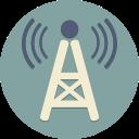 tv, wifi, internet, station, radio, waves, music