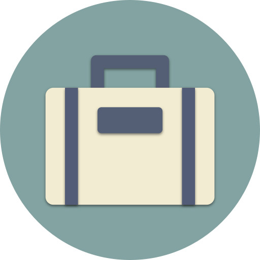 airport, fly, road, suitcase, things, travel, trip icon