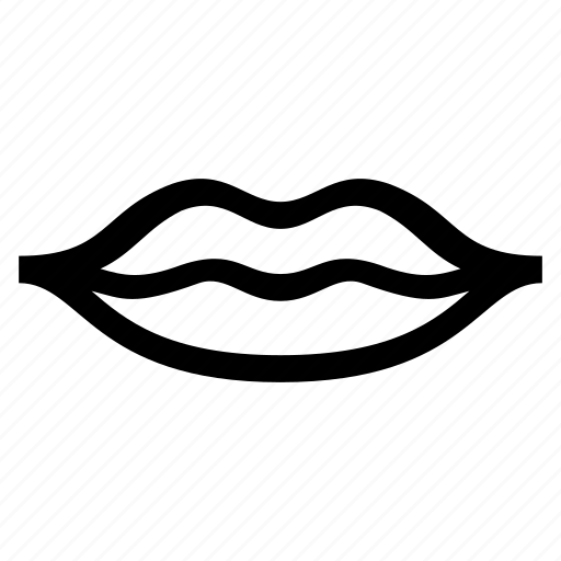 Lips, mouth icon - Download on Iconfinder on Iconfinder