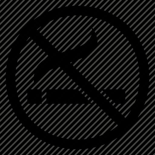 cigarette, no, nosmoking, smoking icon