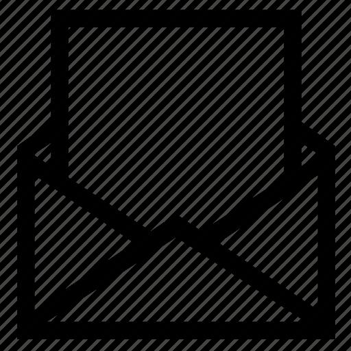 Envelope, openenvelope icon - Download on Iconfinder