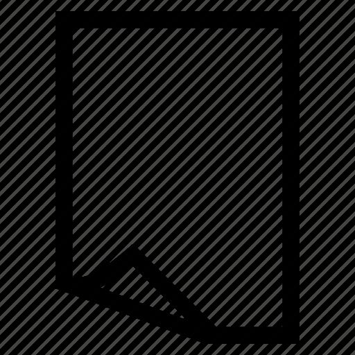 file, sheet icon