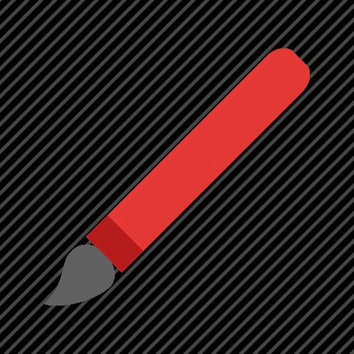 add color, art, artist, brush, draw, paintbrush icon