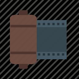 film, frame, movie, multimedia, strip, video, video player icon