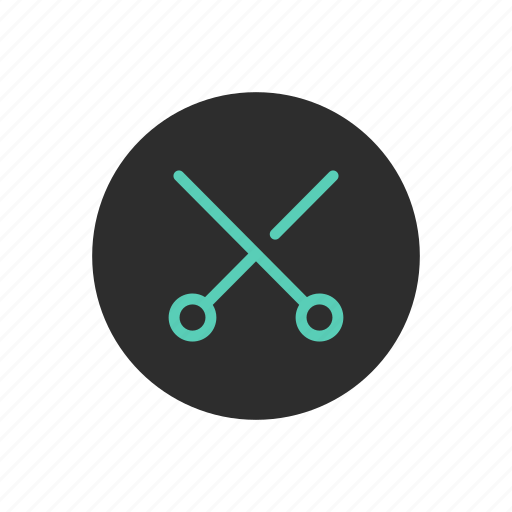 barber, cut, hairdresser, scissors, seamtress, shop, trim icon