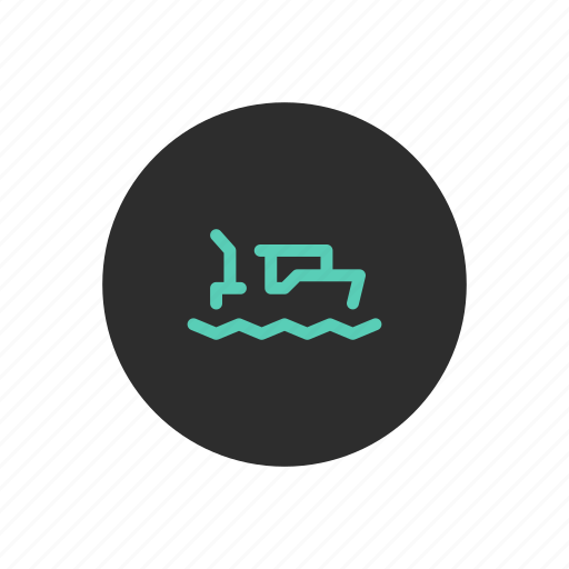 boat, drifter, fishing, sea, trawler, vessel icon