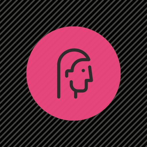 account, customer, man, person, profile, user icon
