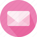 contact, email, envelope, interface, letter, mail, message icon