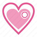 health, heart, like, love, valentine's day icon