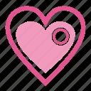 health, heart, like, love, valentine's day icon