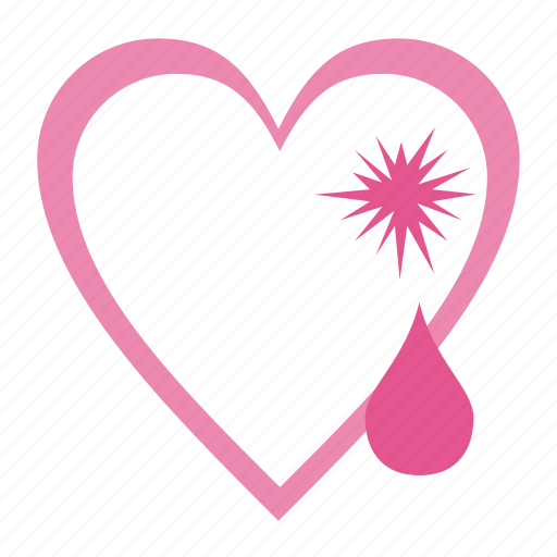broken heart, heart, love, romantic, tears, valentine's, valentine's day, wedding icon