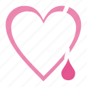 broken heart, health, heart, like, love, romance, romantic, tears, valentine, valentine's, valentine's day, valentines, wedding icon