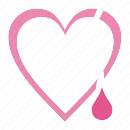 broken heart, health, heart, like, love, romance, romantic, tears, valentine, valentine's, valentine's day, valentines, wedding icon