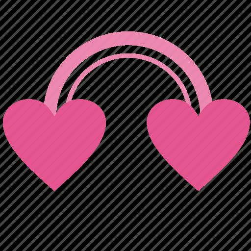 favorite, favorites, favourite, heart, like, love, rainbow, romantic, valentine, valentine's day, valentines, wedding icon
