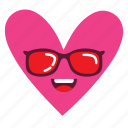instagram, love, pink, smile, sticker icon