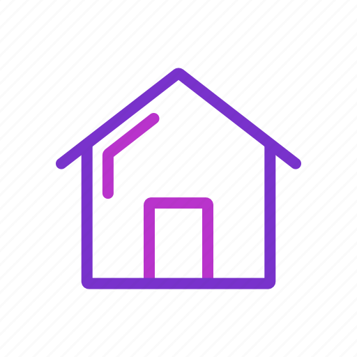 building, home, house, interior icon