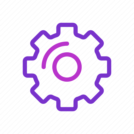 gear, options, settings, tool icon