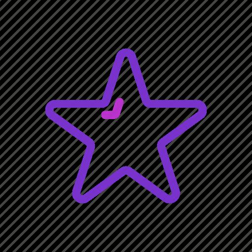 award, favorite, star, winner icon