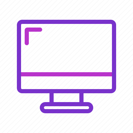 Computer, monitor, pc, screen icon - Download on Iconfinder