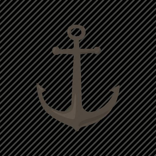 adventure, anchor, ocean, pirate, sea, ship icon
