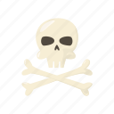 adventure, ocean, pirate, skeleton, toxic icon