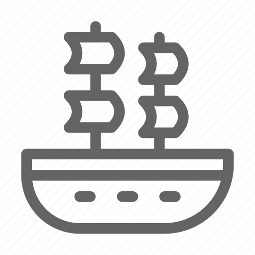 Boat, cruise, ship, vessel icon - Download on Iconfinder