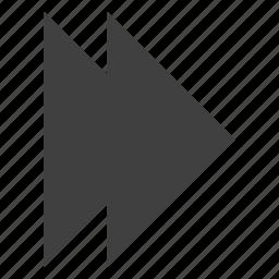 forward, music icon